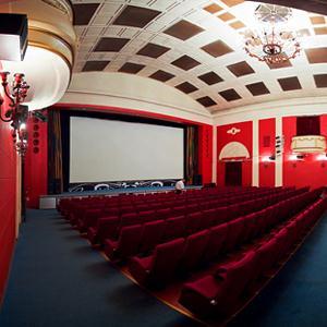 Кинотеатры Западной Двины