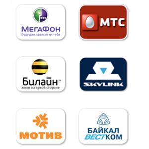 Операторы сотовой связи Западной Двины